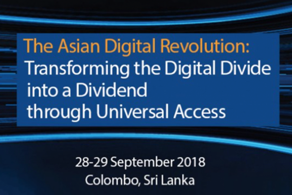 September, 28-29 2019 IDUAI, Colombo, Sri Lanka