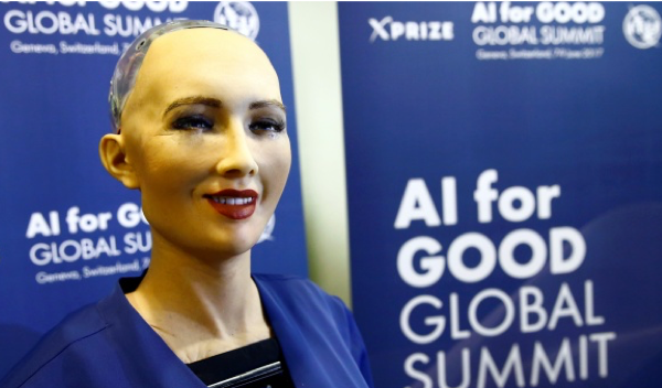 May 27-31 2019 - AI for Good Global Summit, Geneva, Switerland