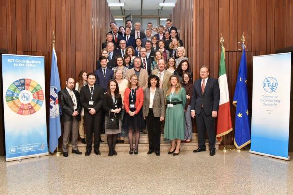 ITU Regional Development Forum, Rome May 6th